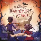 Die Geheimnisse von Ravenstorm Island - Das Geisterschiff, 2 Audio-CDs Cover