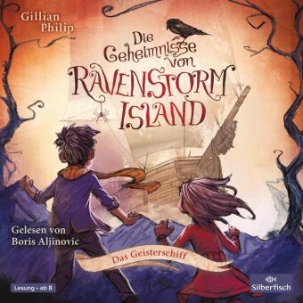 Die Geheimnisse von Ravenstorm Island - Das Geisterschiff, 2 Audio-CDs