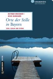 Orte der Stille in Bayern Cover