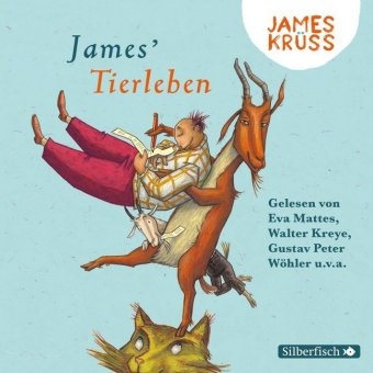 James' Tierleben, 1 Audio-CD