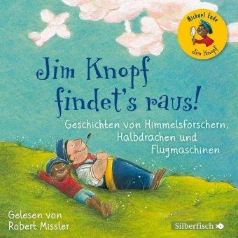 Jim Knopf findet's raus, 2 Audio-CDs