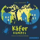 Käferkumpel, 3 Audio-CDs Cover