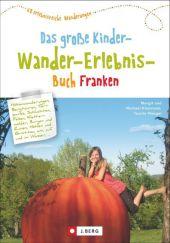Das große Kinder-Wander-Erlebnis-Buch Franken Cover