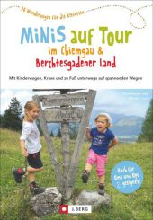 Minis auf Tour im Chiemgau & Berchtesgadener Land Cover