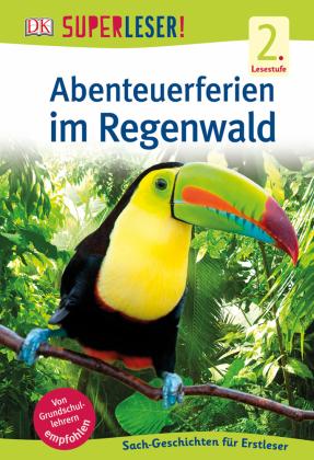 Cover des Mediums: Abenteuerferien im Regenwald
