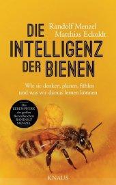Die Intelligenz der Bienen Cover