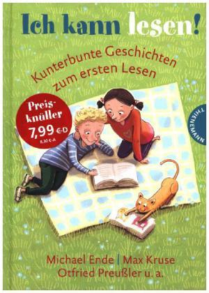 Ich kann lesen!, Kunterbunte Geschichten zum ersten Lesen