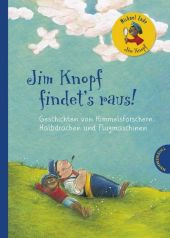 Jim Knopf findet's raus Cover