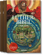 Die Luther-Bibel von 1534, 2 Bde. mit Begleitheft Cover