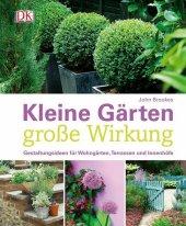 Kleine Gärten - große Wirkung Cover