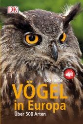 Vögel in Europa, m. Audio-CD Cover
