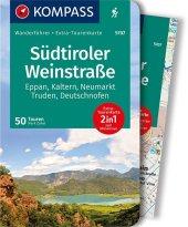 KOMPASS Wanderführer Südtiroler Weinstraße, m. 1 Karte Cover