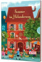 Sommer im Holunderweg Cover