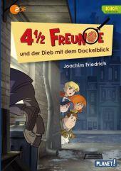 4 1/2 Freunde und der Dieb mit dem Dackelblick Cover