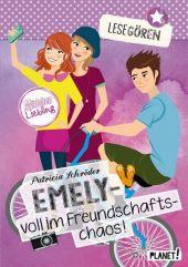 Lesegören - Emely - voll im Freundschaftschaos! Cover