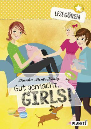 Lesegören - Gut gemacht, Girls!