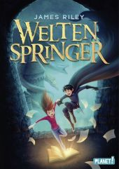 Weltenspringer Cover