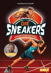 Die Sneakers und der Supersprinter Cover