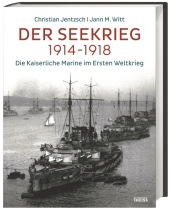 Der Seekrieg 1914-1918 Cover