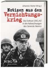 Notizen aus dem Vernichtungskrieg Cover