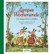 Lampes Wochenende - Ein lustiger Hasen-Ausflug Cover