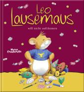 Leo Lausemaus will nicht aufräumen Cover