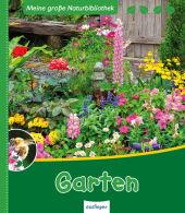 Meine große Naturbibliothek - Garten Cover