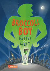 Broccoli-Boy rettet die Welt Cover