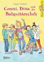 Conni & Co - Conni, Dina und der Babysitterclub Cover