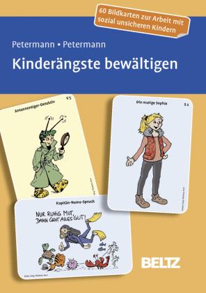 Kinderängste bewältigen, Bildkarten