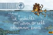 Die Geschichte vom Löwen, der nicht schwimmen konnte Cover