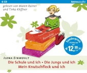 Die Schule und ich / Mein Knutschfleck und ich / Die Jungs und ich, 6 Audio-CDs Cover