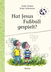 Hat Jesus Fußball gespielt? Cover