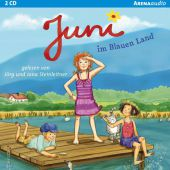 Juni im Blauen Land, 2 Audio-CDs Cover