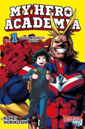 Horikoshi, Kohei: My Hero Academia