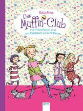 Der Muffin-Club - Vier Freundinnen und ein Abenteuer auf acht Pfoten Cover