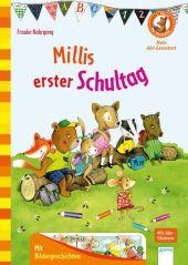 Millis erster Schultag Cover