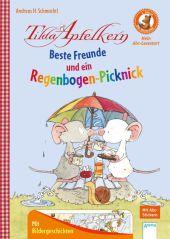 Tilda Apfelkern - Beste Freunde und ein Regenbogen-Picknick Cover