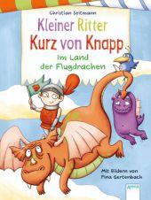 Kleiner Ritter Kurz von Knapp. Im Land der Flugdrachen Cover