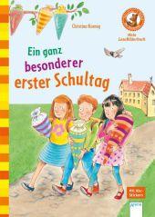 Ein ganz besonderer erster Schultag Cover