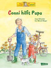 Meine Freundin Conni - Conni hilft Papa Cover