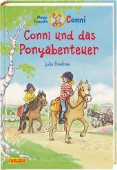 Meine Freundin Conni, Conni und das Ponyabenteuer Cover