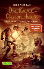 Die Kane-Chroniken - Der Schatten der Schlange Cover