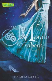 Die Luna-Chroniken - Wie Monde so silbern Cover