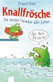 Erhard Dietls Knallfrösche Cover