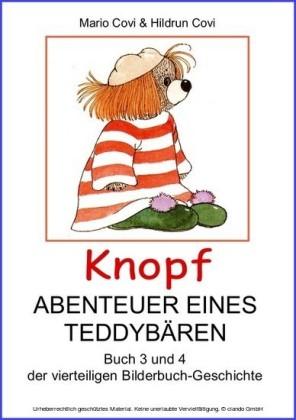 KNOPF - ABENTEUER EINES TEDDY-BÄREN