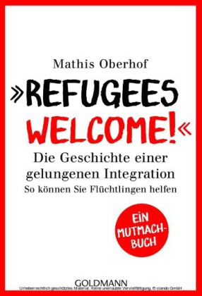 'Refugees Welcome!'