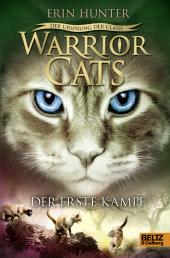 Warrior Cats, Der Ursprung der Clans - Der erste Kampf Cover