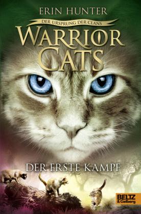Warrior Cats, Der Ursprung der Clans - Der erste Kampf