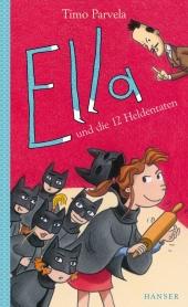 Ella und die 12 Heldentaten Cover